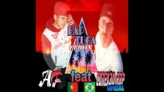 RapTuga Remix A.F Feat Conexão Rap Oficial ( Web Clip)