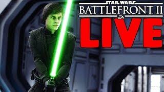 STAR WARS BATTLEFRONT II LIVE