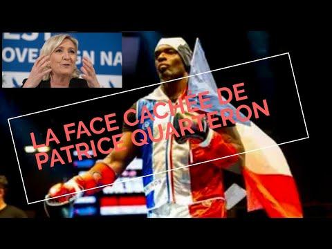LA FACE CACHE DE PATRICE QUARTERON