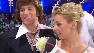 Навка-Колганов - Свадьба (оценки+интервью)