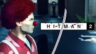 Down to Clown - Hitman 2 Gameplay Part 1