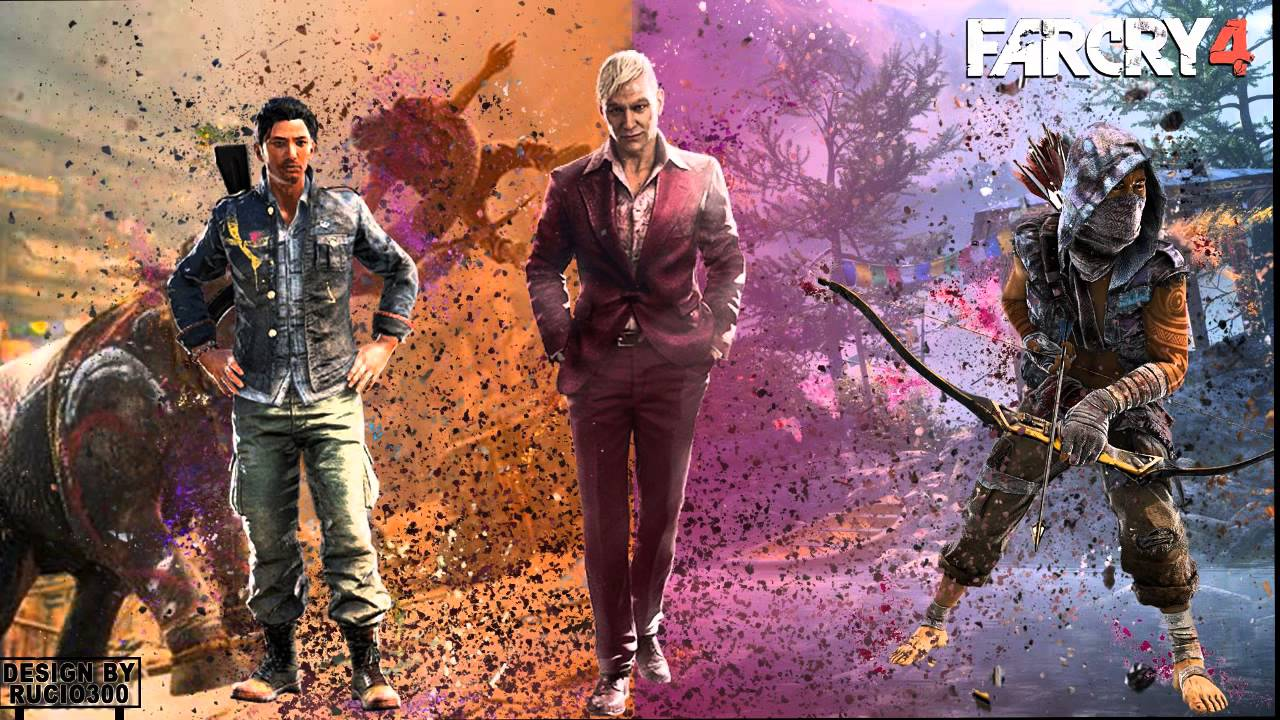 far cry 4 wallpaper | final art #1 | full hd - youtube