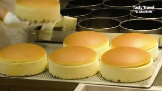 오사카 여행 맛집 / 도톤보리  리쿠로 오지상 치즈케이…