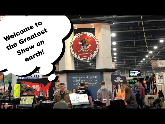 2019 NRA Great American Outdoor Show | Walk Around