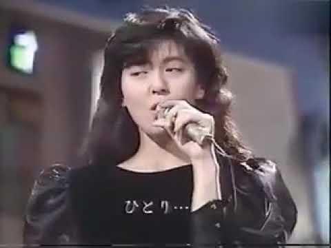 南野陽子 楽園のDoor 1987