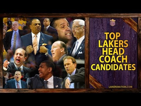 Lakers Potential Head Coach Candidates - Who's Your Pick?