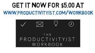 The Productivityist Workbook Trailer