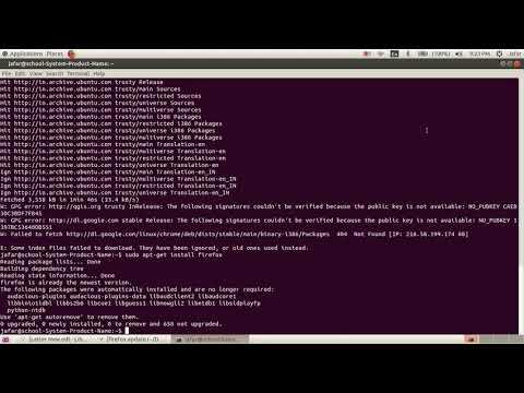 How To Update Firefox Web Browser In Ubuntu