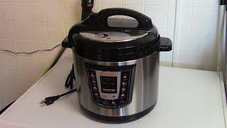 6 qt  Electric Pressure Cooker Under $45.00