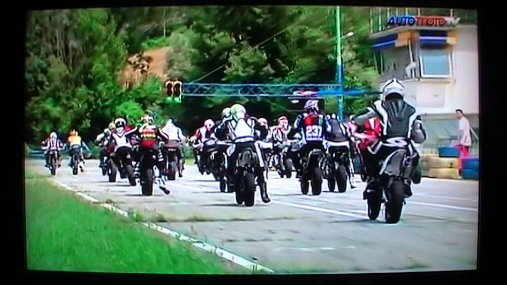 automototv speciale minimx motard 2014 puntata 1