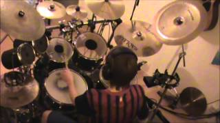 Dream Theater - Innocence Faded - Drum Cover by Tim Korycki ( 13 years old )