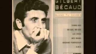 Gilbert Bécaud - Quand Tu Danses