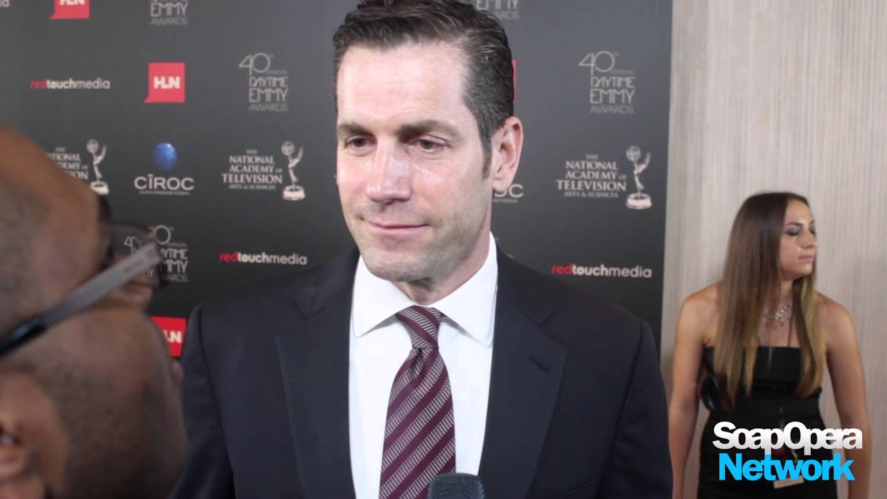 EMMYS: ON THE RED CARPET Interview with Frank Valentini