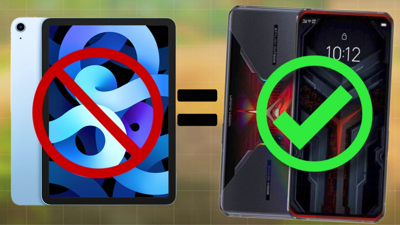 is Phone Easier than iPad?