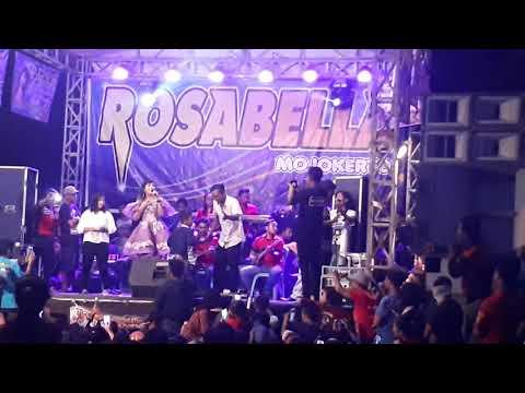 JIHAN AUDY -INDAH PADA WAKTUNYA TERBARU bersma ROSABELLA