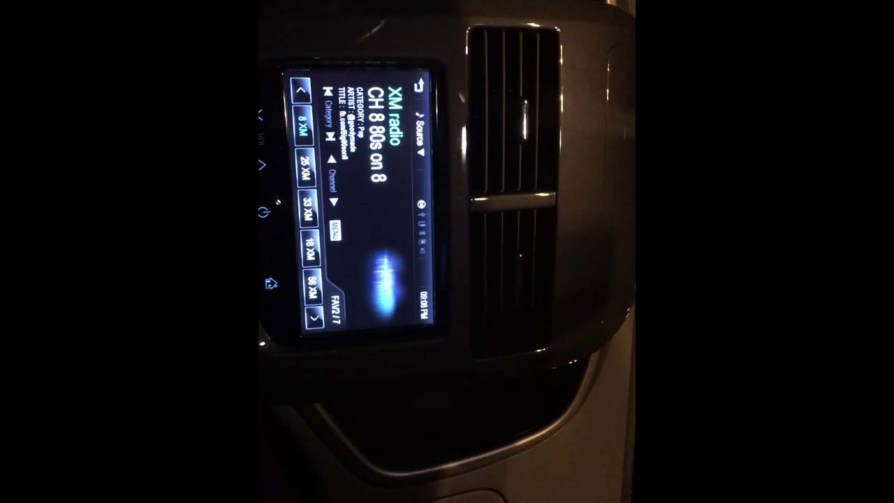 2015 chevy sonic ltz stereo problems [ 1280 x 720 Pixel ]