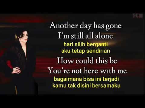 You Are Not Alone - Liric & Terjemahan | Michael Jackson