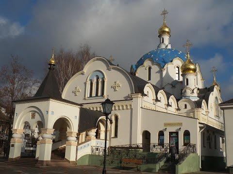 Пробудись душа - песнь о Свято-Елисаветинском монастыре в Минске