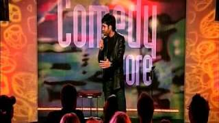 The Comedy Store - Buttered Chicken. Paul Chowdhry.