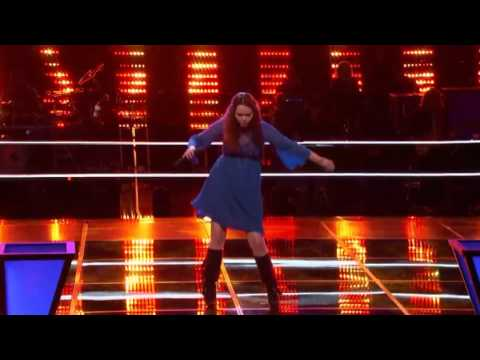 ► The Voice 2015 ◄ Top 10 Knockouts   Hannah Kir   Higher Love