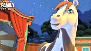 """SPIRIT RIDING FREE 
