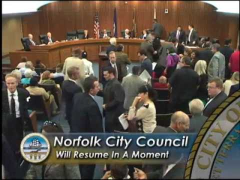 Formal 04/09/13 Session - Norfolk City Council