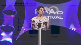 Kristin Comella at RAAD Festival, U.S. Stem Cell, Inc USRM