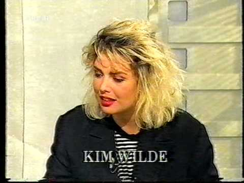 Music box interview with Kim Wilde