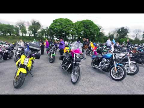 International Female Ride Day Ireland, 2017 - IFRD women's worldwide motorcycle rideout event