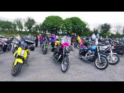 International Female Ride Day Ireland, 2017 - IFRD women's worldwide motorcycle rideout event