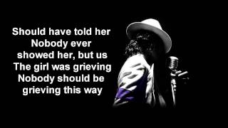 Michael Jackson - Al Capone [with Lyrics]
