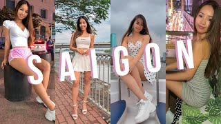 HO CHI MINH CITY TRAVEL VLOG | Faye Miah