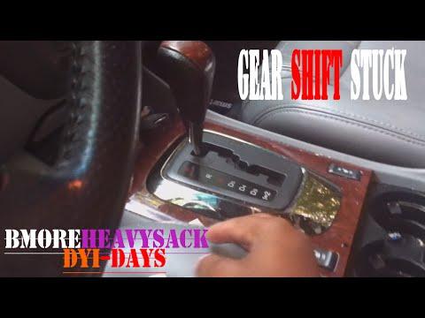 Acura MDX Gear Issue (Stiff Shiftier, Gear Selector Hard To Move) FIXED!