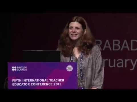 TEC15: Alison Barrett | Plenary – English language teacher education in 21st-century India