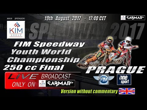 FIM Speedway  Youth World  Championship  250 cc Final - Version without commentary