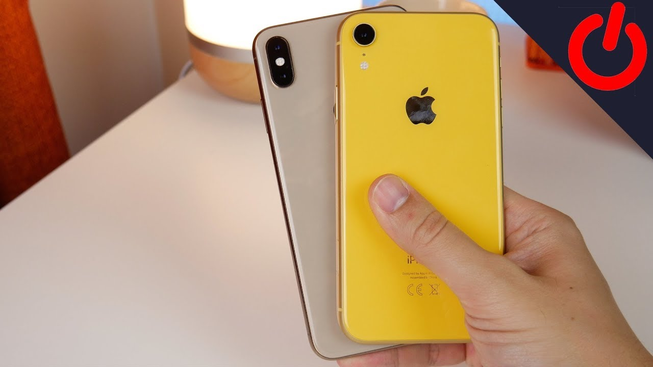 apple iphone xr vs iphone xs max which big new iphone should you