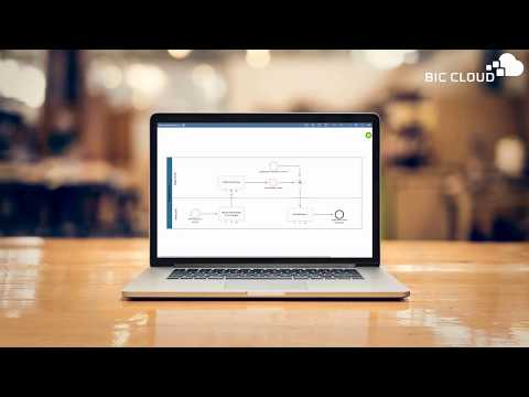 Simplify your process modeling with BIC Cloud