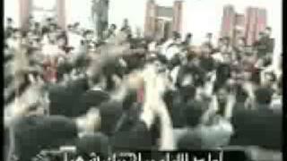 الشيخ حسين الأكرف - أنت الحرية - فيك يا خميني