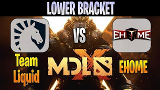 Team Liquid vs EHOME | Bo3 | MDL Chengdu Major 2019 LIVE | NO CASTER | Dota 2 Pro