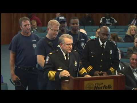 Formal 10-11-16 Session - Norfolk City Council
