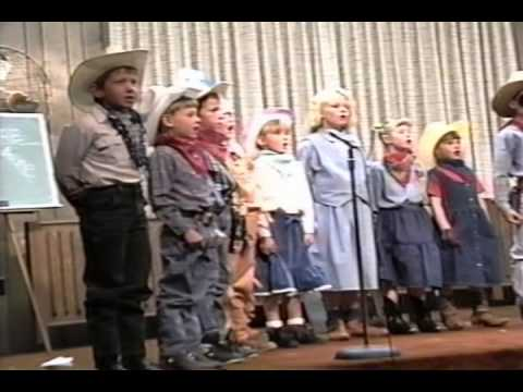 High Plains Christian School Play- 1994
