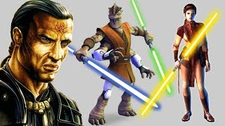 Why More Jedi Didn't Use Double-Bladed Lightsabers