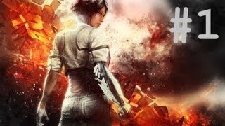 Remember Me Gameplay Walkthrough(Max/Ultra Settings) Part 1 - Nilin - Episode 0 - Rebirth/Reboot