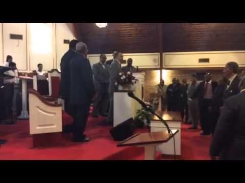 Rev. William Glynn P5 Whooping/Preaching SOMBC Beaumont, Te