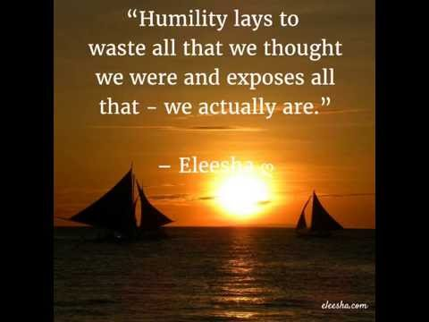 Being Humble Daily Inspiration Quotes Affirmations Sayings For