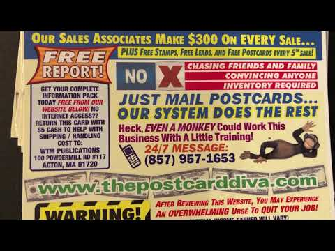 the-postcard-tycoon-impact-mailing-club-2020-passive-income-make-money-mailing-flyers-and-postcards