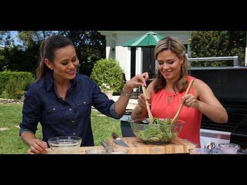 Cat Cora's Mediterranean Sides and Sangria Recipe | Best Chef Secrets