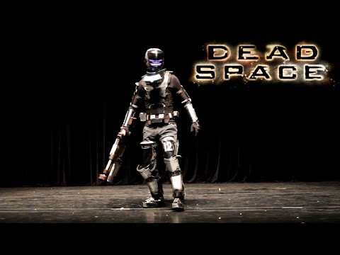 Dead Space - Isaac Clarke Cosplay at Toguchi 2019