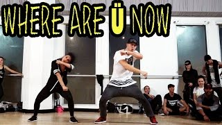 Video WHERE ARE Ü NOW - Skrillex & Diplo ft @JustinBieber Dance | @MattSteffanina #WhereAreUNow download MP3, 3GP, MP4, WEBM, AVI, FLV Maret 2018