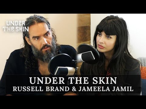 EMDR interview with Russell Brand and Jameela Jamil